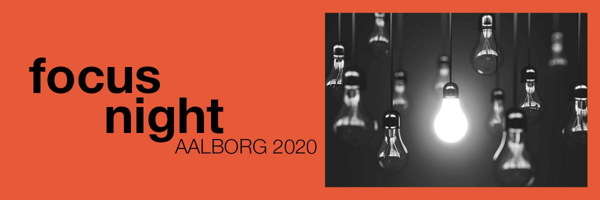 Fokusaften Aalborg 2020